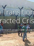 Youth Transitions in Protracted Crises: A participatory research project with young refugees - Story Map