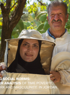 Shifting Social Norms: A Gender Analysis of Time Poverty, Paid Work and Masculinity in Jordan