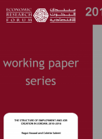The Structure of Employment and Job Creation in Jordan: 2010-2016