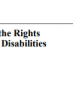 Concluding observations on the Convention on the Rights of People with Disabilities