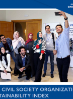 2018 Civil Society Organization Sustainability Index for the Middle East and North Africa