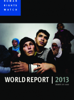 World Report 2013: Events of 2012