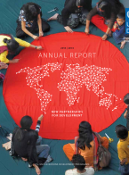 Annual Report: New Partnerships for Development