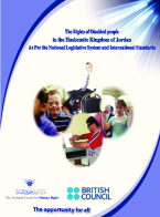 The Rights of Disabled People in the Hashemite Kingdom of Jordan as Per the National Legislative System and International Standards