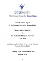 Seventh Annual Report on the Situation of Human Rights in the Hashemite Kingdome of Jordan