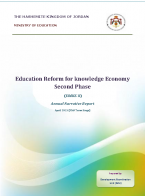 Education Reform for the Knowledge Economy Program - Second Phase Narrative Report