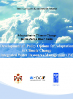 Development of Policy Options for Adaptation to Climate Change and Integrated Water Resources Management (IWRM)