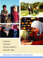 Jordan Human Development Report 2004