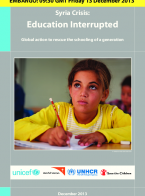 Syrian Crisis: Education Interrupted