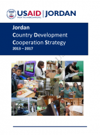 Jordan Country Development Cooperation Strategy 2013-2017