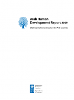 Arab Human Development Report 2009: Challenges to Human Security in the Arab Countries