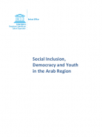 Social Inclusion, Democracy and Youth in the Arab Region
