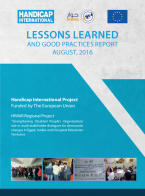 Lessons Learned and Good Practices Report