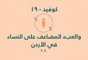 COVID-19 and The Double Burden on Women in Jordan