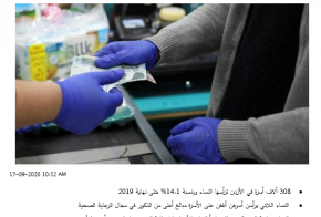 12 thousand and 236 JOD is the average annual family spending in Jordan